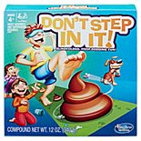 Don't Step In It Game by Hasbro Games
