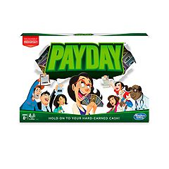 Pay Day Game by Hasbro Games