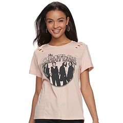 Juniors' 'The Beatles' Tee