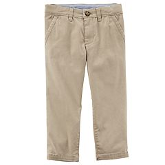 Boys 4-8 Carter's Khaki Pants