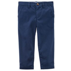 Boys 4-8 Carter's Khaki Pants