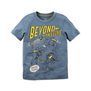 Boys 4-8 Carter's 'Beyond Awesome' Dinosaur Graphic Tee