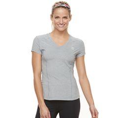 Women's FILA SPORT® V-Neck Workout Tee
