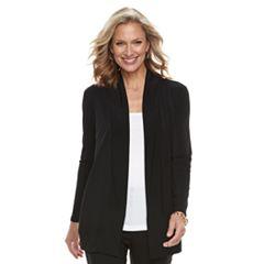 Women's Dana Buchman Shawl Collar Cardigan