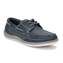 Croft & Barrow® Waltz Men's Ortholite Boat Shoes