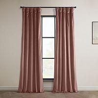 EFF Heritage Plush Velvet Curtain