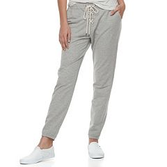 Juniors' Cloud Chaser Lace-Up Joggers