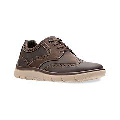 Clarks Tunsil Men's Wingtip Oxford Shoes