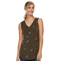 Women's Apt. 9® Tunic Tank