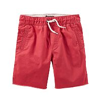 Boys 4-12 OshKosh B'gosh® Solid Pull-On Shorts