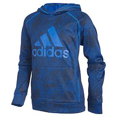 Boys 8-20 adidas Motivational Pull-Over Hoodie