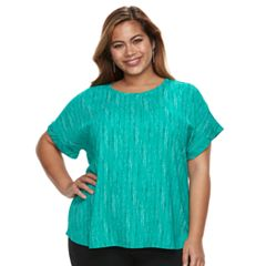 Plus Size Apt. 9® Embellished Top
