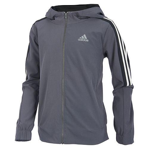 Boys 8-20 adidas Essential Wind Jacket