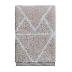 Creative Bath Triangles Fingertip Towel