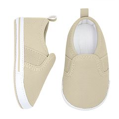 Baby Goldbug 'Happy Camper' Slip On Crib Shoes