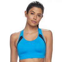Tek Gear® Cross Back Medium-Impact Sports Bra