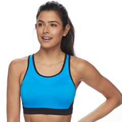 Tek Gear® Racerback Medium-Impact Sports Bra