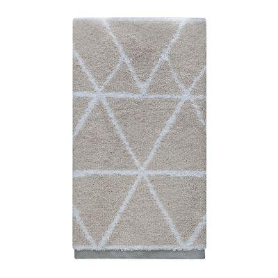 Creative Bath Triangles Hand Towel