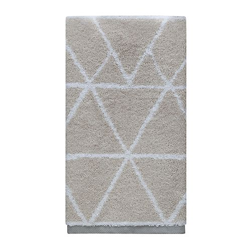 Creative Bath Triangles Hand Towel