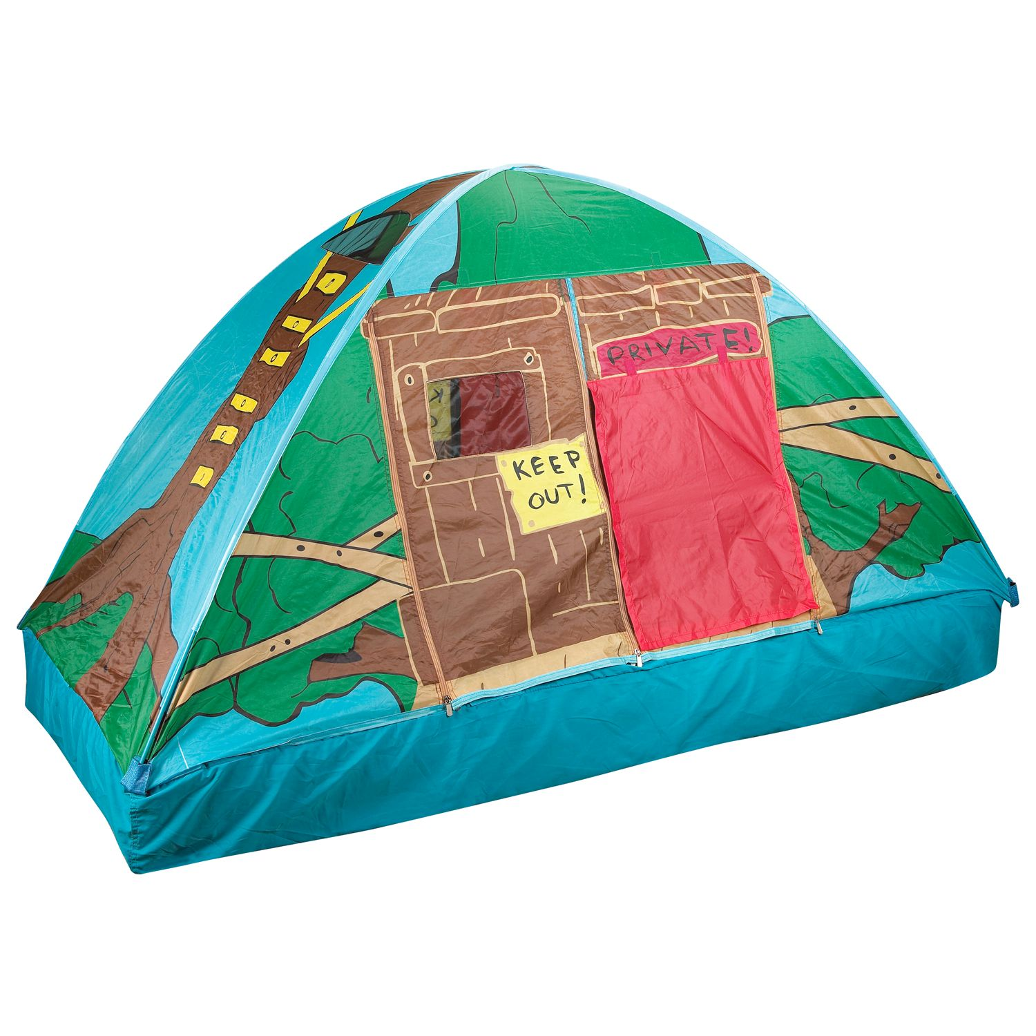 Pacific Play Tents® Tree House Bed Tent  sc 1 st  Kohlu0027s & Play Tents® Tree House Bed Tent
