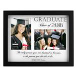 "Malden 2018 Graduation 2-Opening 4"" x 6"" Collage Frame"