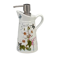 Creative Bath Botanical Diary Lotion Pump