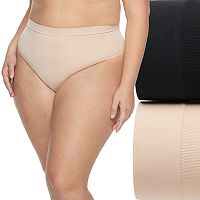 Plus Size Red Hot by Spanx All Around 2-Pack Thong Panty 10171R