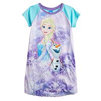 Disney's Elsa & Olaf Girls 4-8