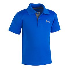 Boys 4-7 Under Armour Match Play Polo