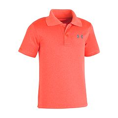 Boys 4-7 Under Armour Logo Polo