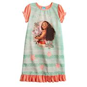 Disney's Moana & Pua Girls 4-10 'Moana' Nightgown