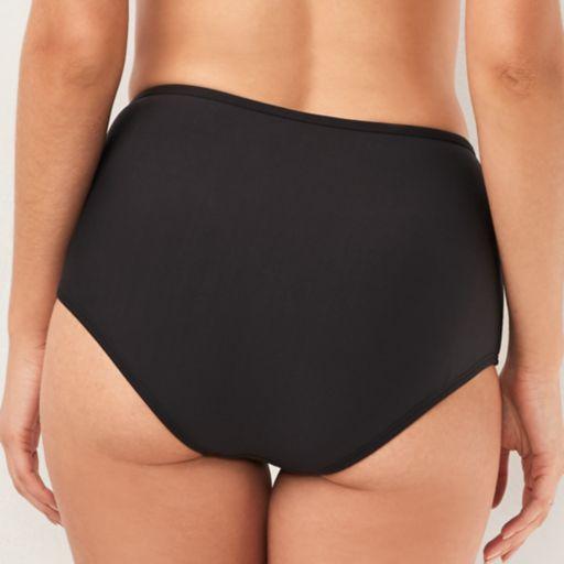 Women's LC Lauren Conrad Beach Shop High-Waisted Brief Bottoms