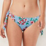 Women's LC Lauren Conrad Beach Shop Side-Tie Bikini Bottoms