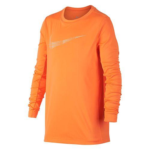 253f8abd Boys 8-20 Nike Dry Legacy Training Top