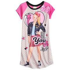 Girls 6-12 JoJo Swia 'Be You' Dorm Nightgown