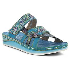L'Artiste By Spring Step Caiman Women's Sandals