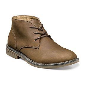 Nunn Bush Lancaster Men?s Plain Toe Casual Chukka Boot