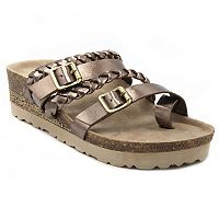 sugar Xtra Women's Footbed Sandals