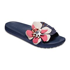 Crocs Botanical Women's Slide Sandals