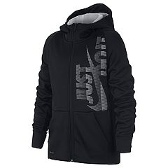Boys 8-20 Nike Therma Full-Zip Hoodie