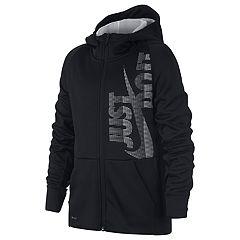 Boys 8-20 Nike Therma Full-Zip Hoodie