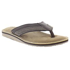 Men's Hi-Tec Ruben Memory Foam Thong Flip-Flops