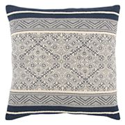 Rizzy Home Tribal Southwestern Throw Pillow