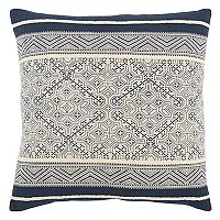 Rizzy Home Tribal Southwestern Throw Pillow