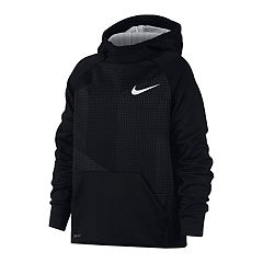 Boys 8-20 Nike Therma Fleece Printed Hoodie