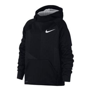 Boys 8-20 Nike Therma Fleece Printed Hoodie