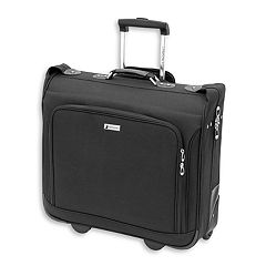 London Fog Buckingham Wheeled Garment Bag