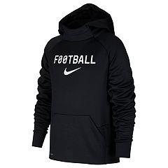 Boys 8-20 Nike Therma Football Hoodie
