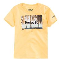 Toddler Boy Hurley Sunrays Beach Logo Graphic Tee