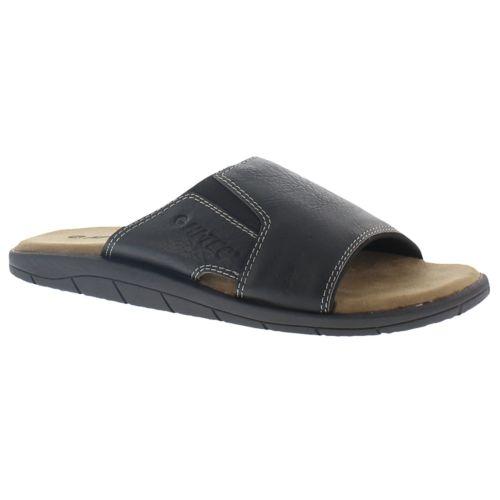Men's Hi-Tec Lorne Memory Foam ... Slide Sandals